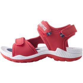 Reima Ratas Sandals Kids, rood